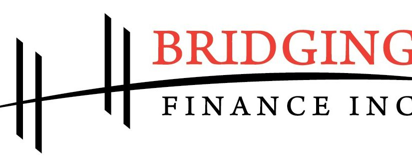 Bridging Finance Inc. Announces Appointment of New CEO