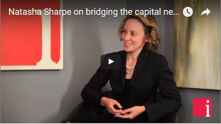 Natasha Sharpe on bridging the capital needs between banks and distressed lenders